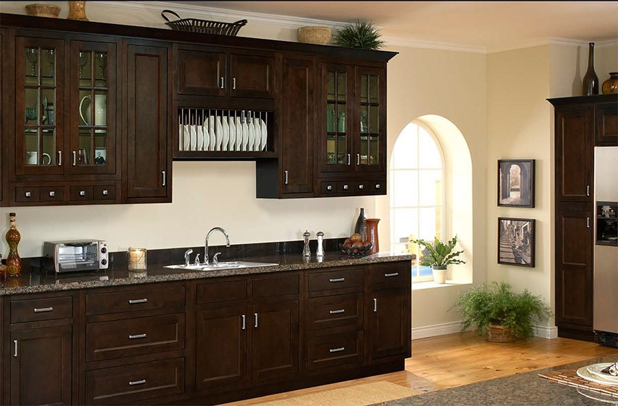 Refreshing Kitchen Cabinets With New Paint