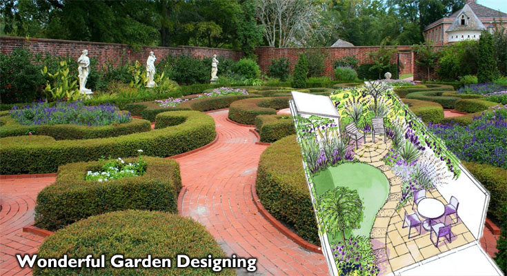 Are you currently in Have to have Wonderful Garden Designing From Experts?